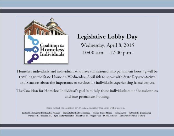 CHI Lobby Day invite
